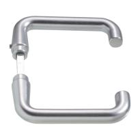 AXA6171 aluminium deurkruk Sabel