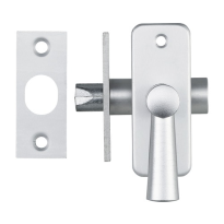 AXA 7322 insteekgrendel afsluitbaar met stersleutel en sluitkom, doornmaat 35 mm