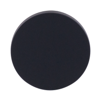 Blinde rozet GPF0900VRAS 53x6mm antraciet
