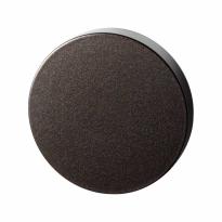 Blinde rozet GPF1100.A1.0900 50x8 mm Dark blend