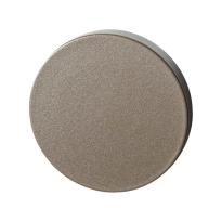 Blinde rozet GPF1105.A3.0900 50x6 mm Mocca blend