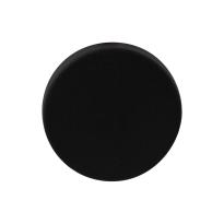 Blinde rozet GPF8900.05 50x6mm zwart