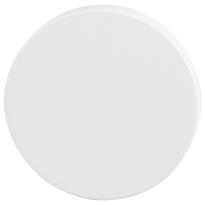 Blinde rozet GPF8900.45 50x6mm wit