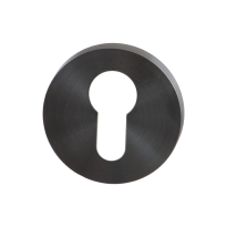 Cilinderrozet GPF0902.00P1 50x8mm PVD antraciet