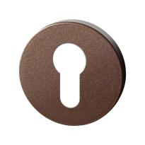 Cilinderrozet GPF1105.A2.0902 50x6 mm Bronze blend
