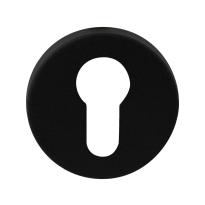 Cilinderrozet GPF8902.00 50x8mm zwart