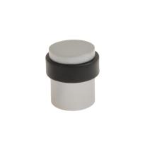 Deurstopper aluminium, 31x38 mm