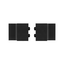 Deurstopper schuifdeursysteem Teho en Suuri GPF0578.61 zwart
