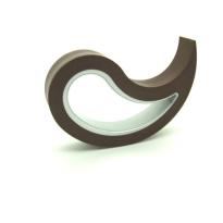 Deurstopper Stoppy bruin, 10x8x2 cm
