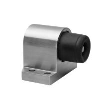 Deurstopper vloermodel Robusto RVS, 90x72 mm