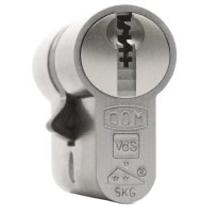 DOM Plura profielcilinder SKG**, dubbele cilinder