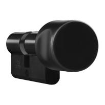 DOM Sigma Plus profielcilinder SKG***, knopcilinder zwart