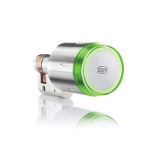 DOM Tapkey Pro elektronische halve knopcilinder SKG***, 1-zijde gecontroleerd