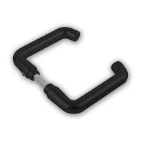 Dulimex deurkruk binnendeur coupemodel zwart