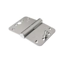 Dulimex kogelstiftpaumelle kantelaaf staal ronde hoek SKG*** 89x150 mm DIN links