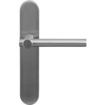 GPF1025.20 Roto deurkruk op langschild