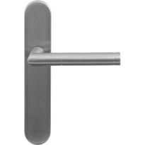 GPF1042.20 Kohu deurkruk op langschild