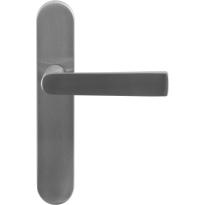GPF1325.20 Kume deurkruk op langschild
