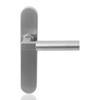 GPF2082.20 Kuri deurkruk op langschild