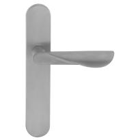 GPF3022.20 Moana deurkruk op langschild