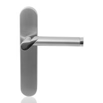 GPF3025.20 Horo duo deurkruk op langschild