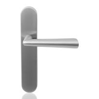 GPF3100.20 Pirau deurkruk op langschild