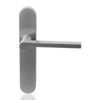 GPF3105.20 Tinga deurkruk op langschild