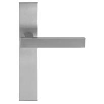GPF3115.25 Hinu deurkruk op langschild