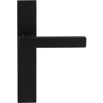 GPF8223.25 Toro+ deurkruk op langschild zwart
