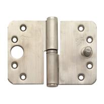 Veiligheids paumelle ronde hoek kantelaaf Ivana veiligheidsuitvoering DIN rechts 89x125 mm