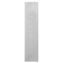 Kortschild GPF1200.15 RVS geborsteld