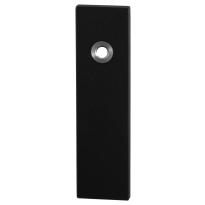 Kortschild GPF8100.15 zwart