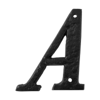 Landelijke huisnummer letter 'A'