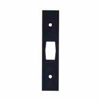 Lince sluitplaat zwart voor 5554 rolslot