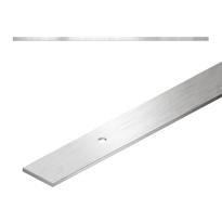 GPF0570.09 schuifdeurrails 200 cm RVS