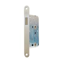 Mauer 1545 bad/wc slot RVS met magneetschoot