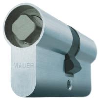 Mauer dubbele doorncilinder, 8 mm vierkantstift