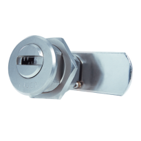 Mauer postkastcilinder CL22 t.b.v. MLS cilinders