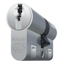 Mauer profielcilinder, DT1+ serie, dubbele cilinder