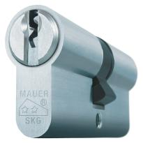 Mauer profielcilinder, standaard serie, dubbele cilinder