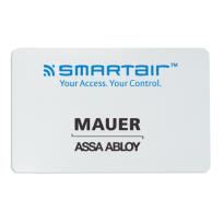 Mauer gebruikerskaart t.b.v. het SMARTair™ slot en het ELLocks® beslag