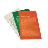 Mauer SMARTair kaartenset Mifare t.b.v. het SMARTair™ slot