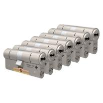 M&C Condor antikerntrek dubbele veiligheidscilinder gelijksluitend per 7