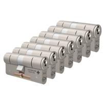 M&C Matrix antikerntrek dubbele veiligheidscilinder gelijksluitend per 7