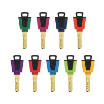 M&C Color+ sleutel met kleuren cap