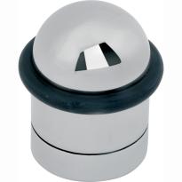 Mi Satori Deurbuffer cilinder 43mm glans nikkel