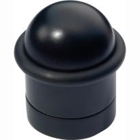 Mi Satori Deurbuffer cilinder 43mm mat zwart