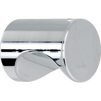 Mi Satori Meubelknop Cilinder 18mm glans nikkel