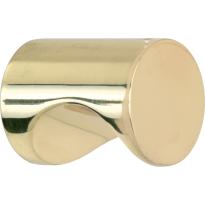 Mi Satori Meubelknop Cilinder 25mm gepolijst gelakt