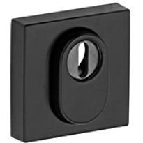 Mi Satori SKG cilinderrozet Bauhaus BU kernt. mat zwart